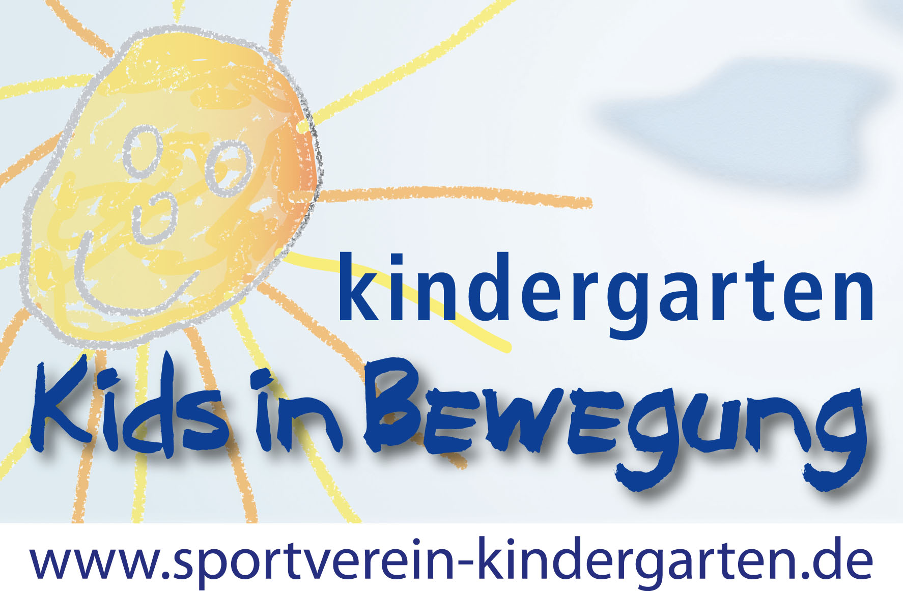 Kindergarten Kids in Bewegung - Kooperation Sportverein und Kindergarten